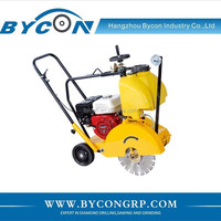 FBC-300 gasoline engine diesel engine concrete road cutting machine/road cutter price