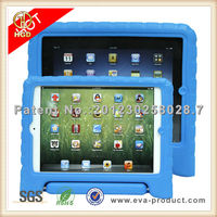 shock absorbent EVA for ipad mini 2 tablet case special for kids