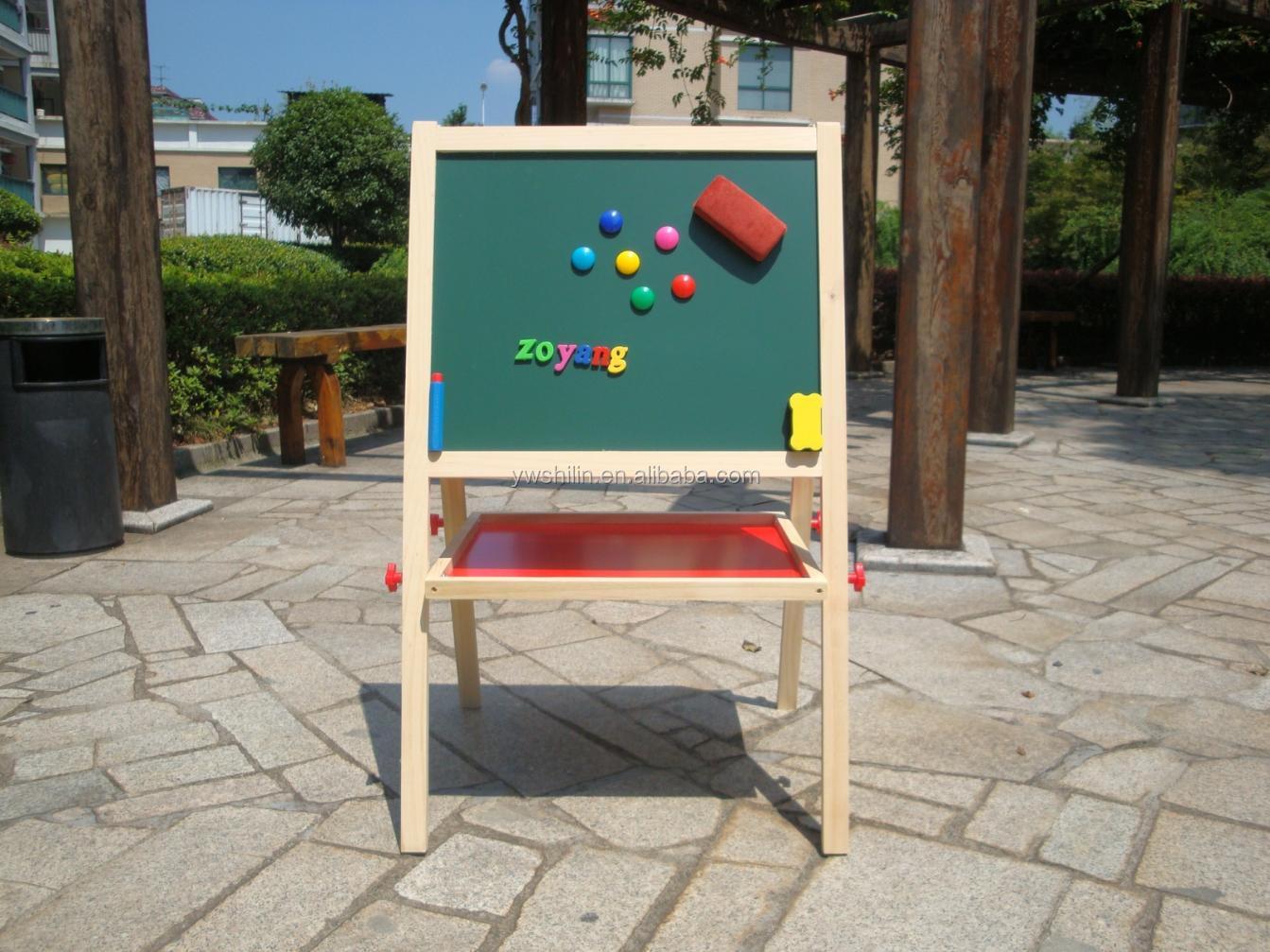 Houten stoel board tekeningen berichten bureaus voor kinderen foto reclame product zand - Bureau kinderen ...