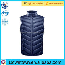 2015 New Man Casual Down Vest