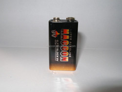 Dry Cell R14P. 1.5V Super heavy duty Size C Battery.