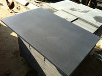 Hainan basalt stone tile black color