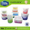 Food grade raw material plastic storage box 2014