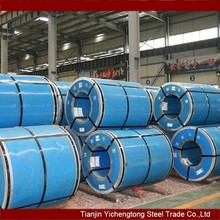 Cost price!!! Blue color pre painted cold rolled roofing steel coil/steel roll