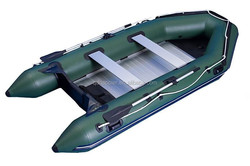Hot sale 420 cm inflatable fishing boat for sale