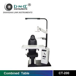 Optical equipment smart design Ophthalmic Chair and Unit CT-200
