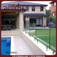 tempered glass fence plastic / fence panels for sale