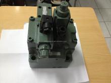 Proportional flow control valve, hydraulic relief valve