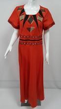 ELABORATE DESIGN MAXILENGTH DRESS