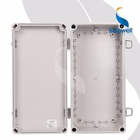 2015 high quality IP67 waterproof plastic transparent distribution connection junction electric box enclosure customized service