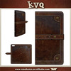 Shenzhen KVQ case factory Professional OEM Leather wallet case for Samsung galaxy S6 edge plus