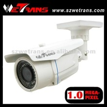 Best selling Remote view and management by IE network ip bullet camera