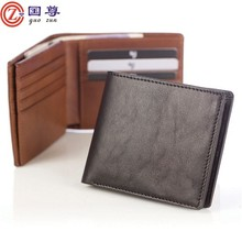 2014 hot sell wallet men / souvenir wallet / mens thin wallet