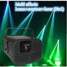 Sniper 2R/5R Effects Projector + Scanner + Laser simulator Brand New
