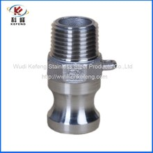 camlock fittings, male adapter ,female coupler quick pneumatic connector
