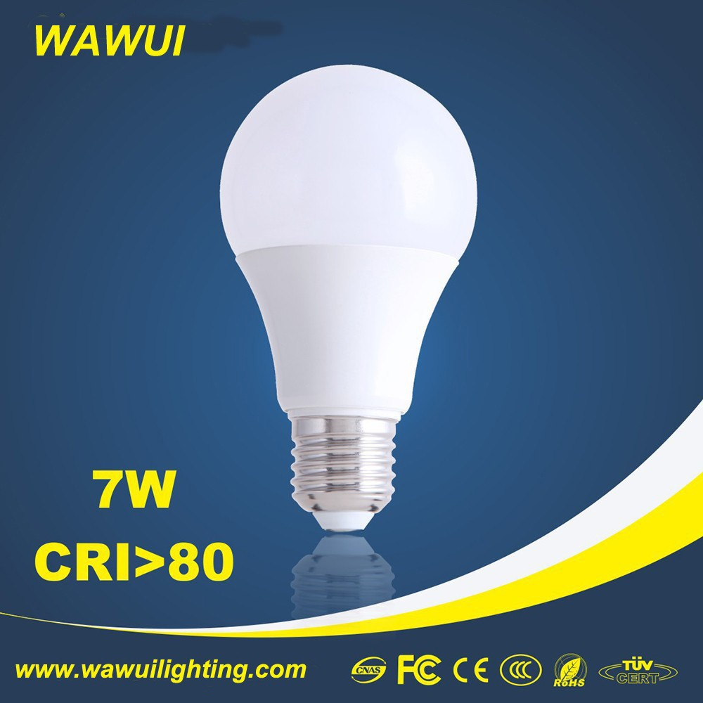 led bulbs pack of 6 a19 e27 7w brightest 60w. Black Bedroom Furniture Sets. Home Design Ideas