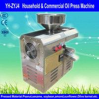 2014 New Arrival YH-ZYJ4 Hemp Seed Oil Press Machine/Oil Press Machine Price 0086-15313903096