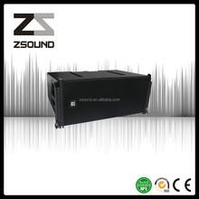 outdoor/indoor line array speaker with neodymium driver