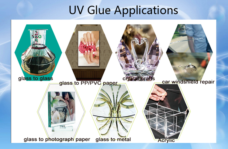uv glue usages