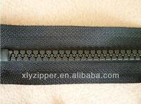 Top-ranked zipper company produce High Quality #5 close end plastic zipper