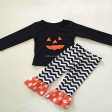 wholesale baby girl cotton outfit fashion halloween outfit for children hot sale baby clothing