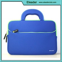 laptop Neoprene Sleeve Case,Protective Neoprene bag with Handle for macbook