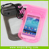 2015 Latest Style Factory Price Mobile Phone Waterproof Bag