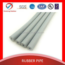 china flexible black rubber pipe