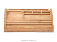 For iPad Keyboard Wooden Stand Holder Wood Craft Holder Case, China Supplier 2015