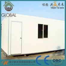 Modern prefabricated container house, luxury container home price ,China 20ft Prefab shipping container home for sale