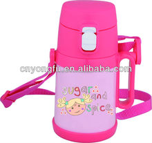 baby feeding cup,baby bottle with straw, baby thermos