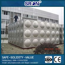 Customized Elevated Water Tank For Drinking Water, Fire Water, Rain Water