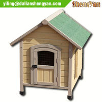 Outdoor Decorative Wooden Dog House/Dog Kennel/Wooden Pet House