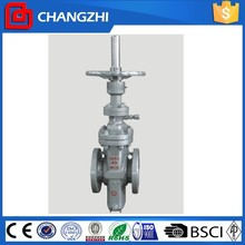flat plate stainless steel wcb stem gate valve