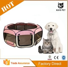 2015 eco-friendly dog house play fence play pen