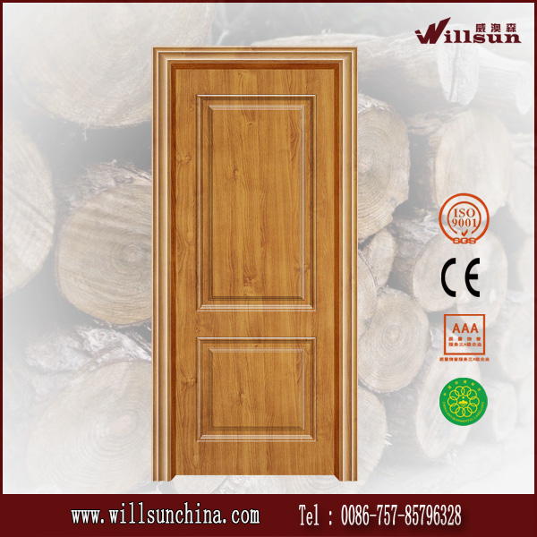 Los modelos de puertas de madera moderno de madera puerta for Puertas de madera para dormitorios