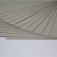 1.8mm thick grey chipboard paper for folder/book cover/files/boxe