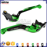 BJ-LS-001A High Performance CNC Billet Folding Aluminum Clutch Lever Motorcycle for Kawasaki Z800