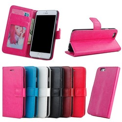 Shenzhen cell phone case cover mobile phone leather case for iphone 6 5.5 inch