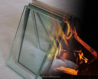 High Quality Laminated Fire Rated Glass
