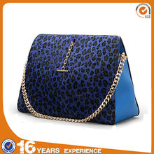 Fashion solar genuine leather bag,ladies fancy bags in china