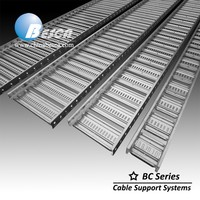 Hot Dipped Galvanising Metal Cable Tray Australian Type
