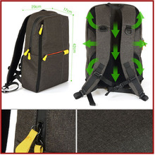 DSLR backpack canvas canvas stylish camera bags for women