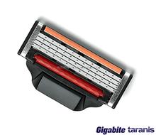 G4-0059-E Wenzhou Gigabite Beard cutting razor blade sharpener double edge razor blades