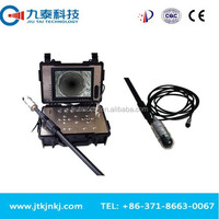 360 Degree Rotate Chimney Wall Video Inspection Camera