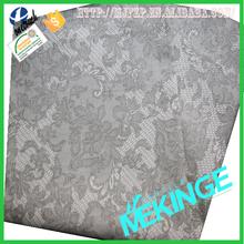 Modelos populares de blusas flor de tecido das mulheres para a venda quente