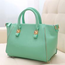 ladies' bag 2016 fashion bags ladies handbags famous brand tote bags A189