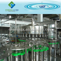 Automatic PET Bottle Mineral Water Filler Plant / Spring Water Filling Machine