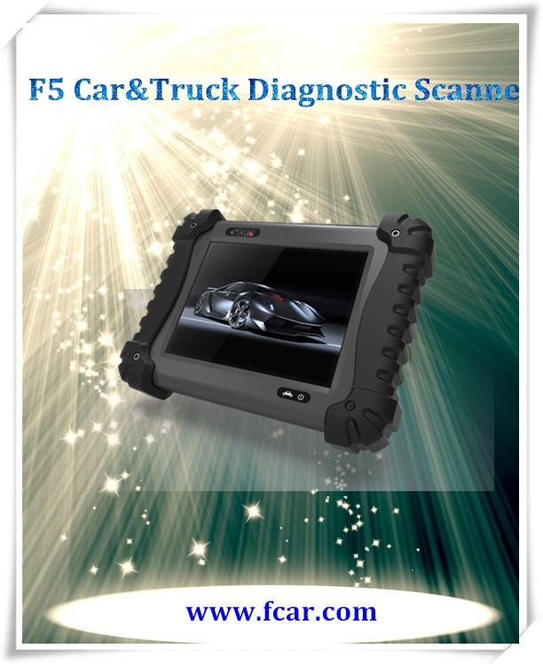 Factory direct selling Fcar F5 G FERRAMENTA de VERIFICAÇÃO, ferramentas de auto diagnóstico do carro e caminhões, analisador de motor