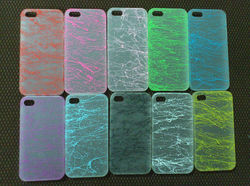 colorful mobile phone in plastic case for blackberry z20